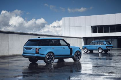 2021 Land Rover Range Rover Fifty Limited Edition 4