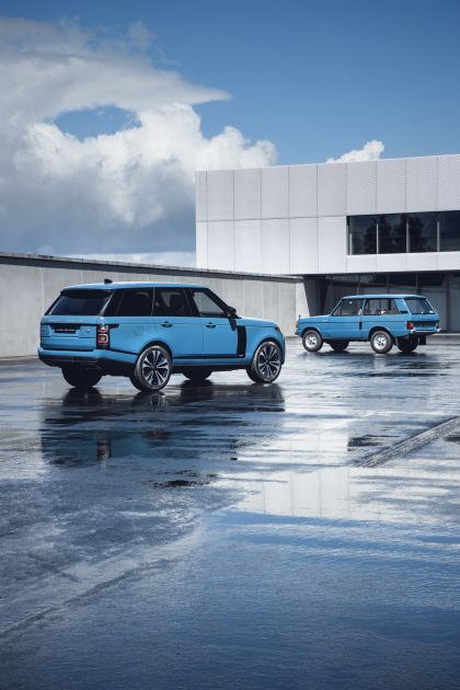 2021 Land Rover Range Rover Fifty Limited Edition 5