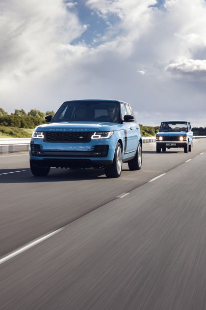 2021 Land Rover Range Rover Fifty Limited Edition 6