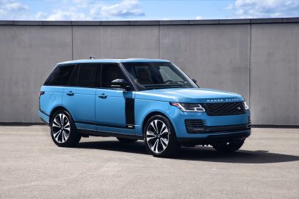 2021 Land Rover Range Rover Fifty Limited Edition 8
