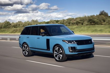 2021 Land Rover Range Rover Fifty Limited Edition 9