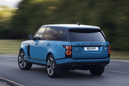 2021 Land Rover Range Rover Fifty Limited Edition 10