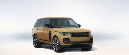 2021 Land Rover Range Rover Fifty Limited Edition 14