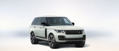 2021 Land Rover Range Rover Fifty Limited Edition 16