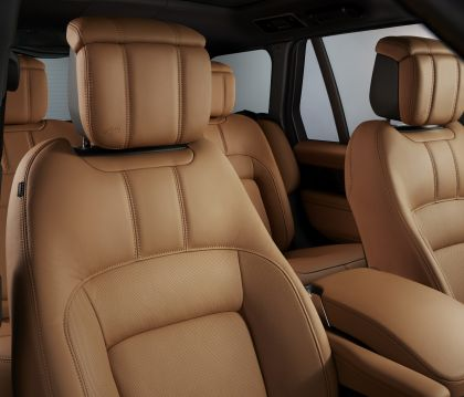2021 Land Rover Range Rover Fifty Limited Edition 34