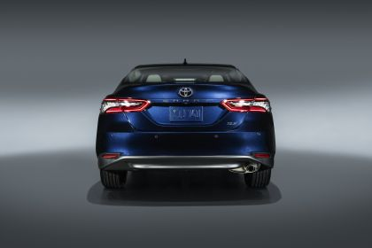 2021 Toyota Camry XLE 5