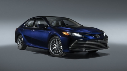 2021 Toyota Camry XLE 8