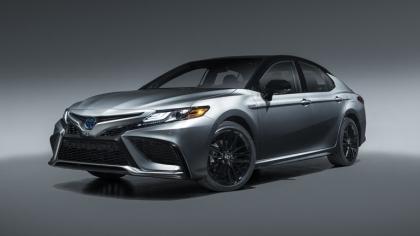 2021 Toyota Camry XSE Hybrid 8