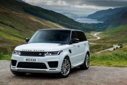 2021 Land Rover Range Rover Sport 1