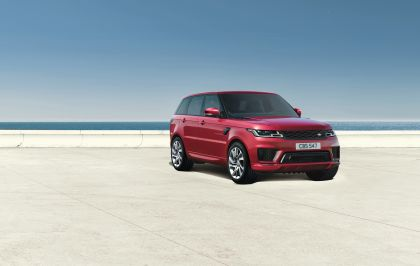 2021 Land Rover Range Rover Sport 19