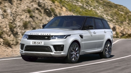 2021 Land Rover Range Rover Sport 8