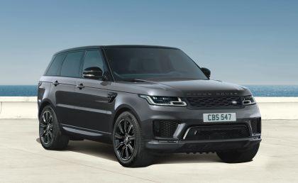 2021 Land Rover Range Rover Sport HSE 8