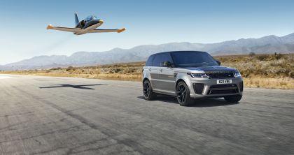 2021 Land Rover Range Rover Sport SVR Carbon Edition 1