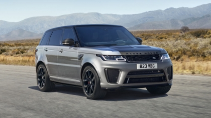 2021 Land Rover Range Rover Sport SVR Carbon Edition 2