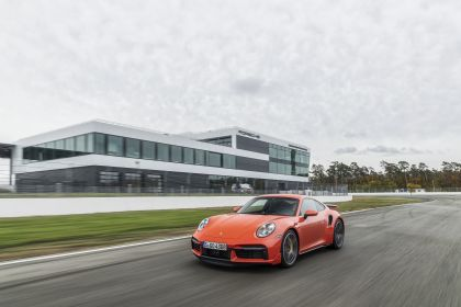 2020 Porsche 911 ( 992 ) Turbo 17