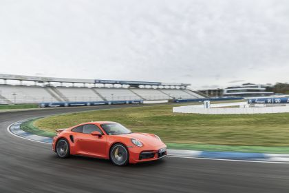 2020 Porsche 911 ( 992 ) Turbo 19