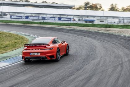 2020 Porsche 911 ( 992 ) Turbo 26