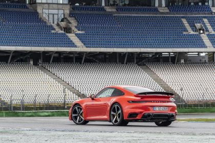 2020 Porsche 911 ( 992 ) Turbo 35