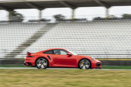 2020 Porsche 911 ( 992 ) Turbo 37
