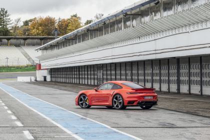 2020 Porsche 911 ( 992 ) Turbo 41