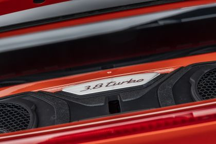 2020 Porsche 911 ( 992 ) Turbo 61