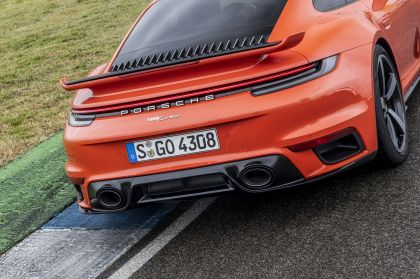 2020 Porsche 911 ( 992 ) Turbo 62