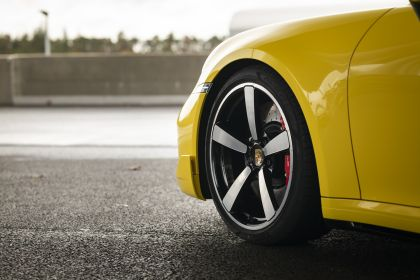 2020 Porsche 911 ( 992 ) Turbo 100