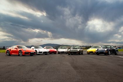 2020 Porsche 911 ( 992 ) Turbo 123