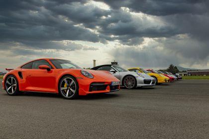 2020 Porsche 911 ( 992 ) Turbo 124