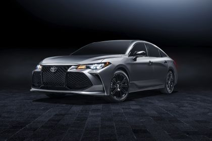 2021 Toyota Avalon XSE Nightshade 1