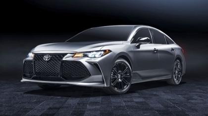 2021 Toyota Avalon XSE Nightshade 8