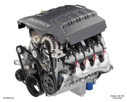 2008 Hummer H3 Alpha 21