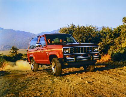 1984 Ford Bronco II 1