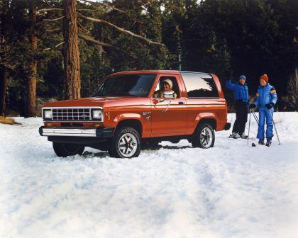 1984 Ford Bronco II 4