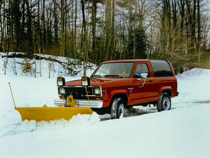 1984 Ford Bronco II 5