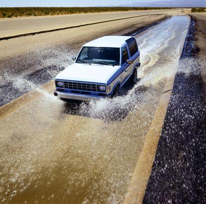 1984 Ford Bronco II 6