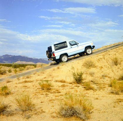 1984 Ford Bronco II 8