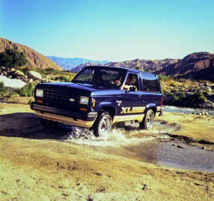 1984 Ford Bronco II 9