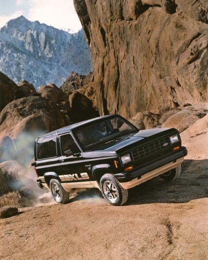 1984 Ford Bronco II 10