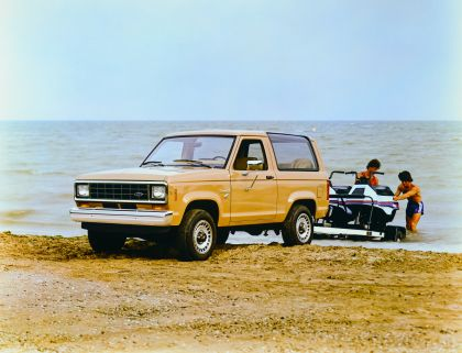 1984 Ford Bronco II 11