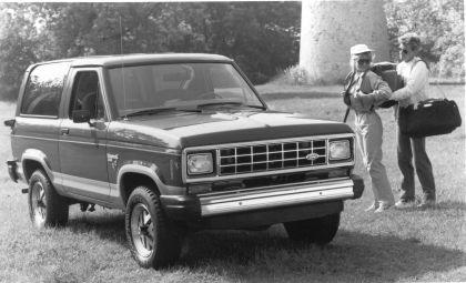 1984 Ford Bronco II 12