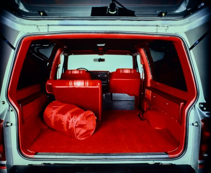 1984 Ford Bronco II 15