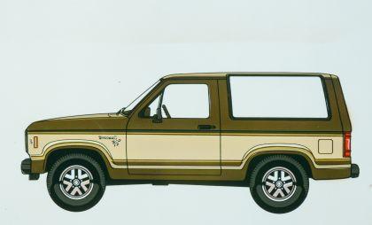 1984 Ford Bronco II 19