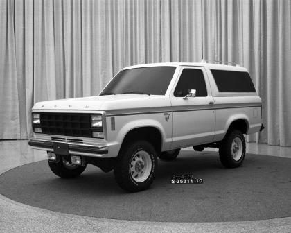 1984 Ford Bronco II 22