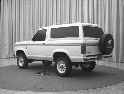 1984 Ford Bronco II 24