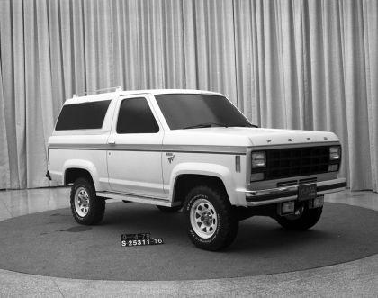 1984 Ford Bronco II 25