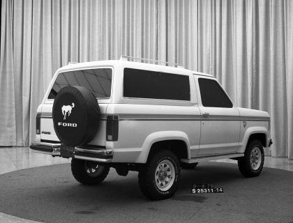 1984 Ford Bronco II 27