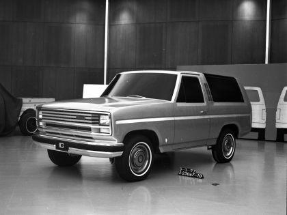 1984 Ford Bronco II 31