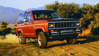1984 Ford Bronco II 6