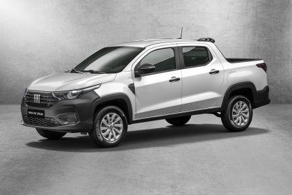 2020 Fiat Strada Endurance Cabine Dupla 1.4 1